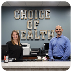 Chiropractic Overland KS Staff at Choice of Health