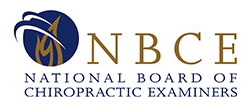 NBCE National Board of Chiropractic Examiners